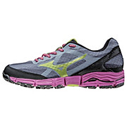 Mizuno Wave Mujin Womens Trail Running Shoes SS15