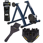 CycleOps Turbo Trainer & Accessories Bundle