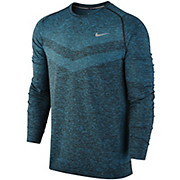 Nike Dri-FIT Knit Long Sleeved Running Top SS15