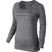 Nike Ladies Dri-FIT Knit LS Top SS15