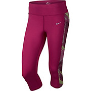 Nike Ladies Printed Epic Lux Capris SS15
