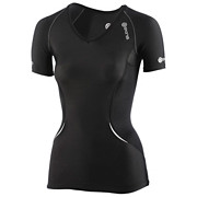 Skins A400 Womens Short Sleeve Top
