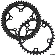 Rotor NoQ Round Road Chainring Set