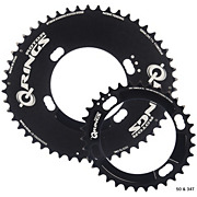 Rotor Q-Ring Shimano Oval Aero Chainring Set