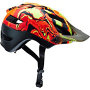 Troy Lee Designs A1 Helmet - Galaxy Red 2015