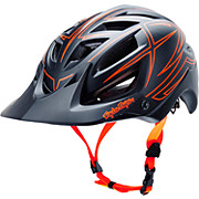 Troy Lee Designs A1 Helmet - Pinstripe Red 2015