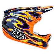 Troy Lee Designs D3 Carbon Helmet - Squirt 2015