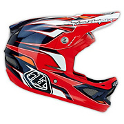 Troy Lee Designs D3 Composite - Evo Red 2015