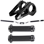 Deity Components Dirty 30 Handlebar + Stem Bundle 2015