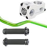 Deity Components Villain 3 Handlebar + Stem Bundle 2015