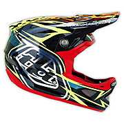 Troy Lee Designs D3 Carbon - Speeda Yellow 2015