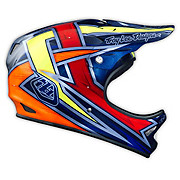 Troy Lee Designs D2 Helmet - Proven Navy 2015