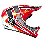 Troy Lee Designs D2 Helmet - Proven Red 2015
