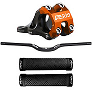 Funn Flat Out Handlebar + Stem Bundle