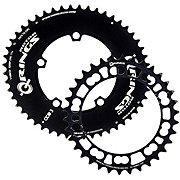 Rotor Q-Ring Oval Aero OCP3 Road Chainring Set