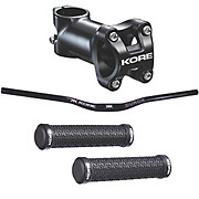 Kore Durox Trail Handlebar + Stem Bundle