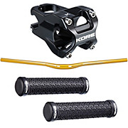 Kore Torsion Race M35 Handlebar + Stem Bundle