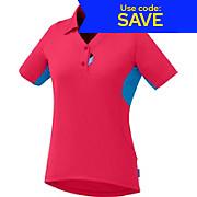 Shimano Womens Polo Shirt