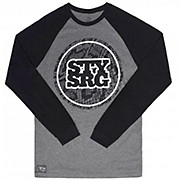 Stay Strong Snake 3-4 Raglan Tee SS15