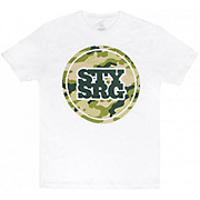 Stay Strong Icon Camo Tee SS15