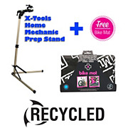 X-Tools Home Mechanic Prep Stand - Ex Display