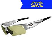 Tifosi Eyewear Lore Gloss Gunmetal Fototec Sunglasses