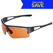 Tifosi Eyewear Logic XL Gunmetal Fototec Sunglasses