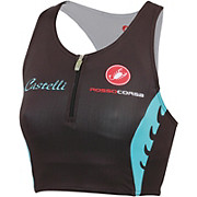 Castelli Womens Body Paint Tri Short Top SS15