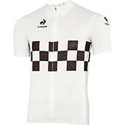 Le Coq Sportif Checkered Jersey SS15