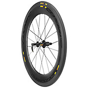 Mavic Cosmic CXR 80 Tubular Road Rear Wheel 2015
