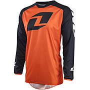 One Industries Atom Icon Jersey - Orange-Black 2015
