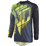 One Industries Atom Jersey Shred - Grey 2015