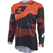 One Industries Gamma Jersey Blamo - Black-Orange 2015