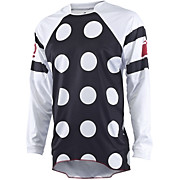 One Industries Gamma Jersey Jockey - White-Black 2015