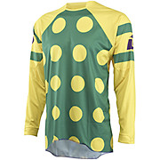 One Industries Gamma Jersey Jockey - Yellow-Green 2015