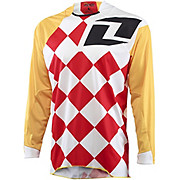 One Industries Vapor Jersey Jockey - Yellow-Red