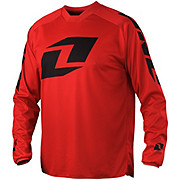 One Industries Atom Icon Jersey - Red-Black