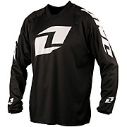 One Industries Atom Icon Jersey - Black-White 2015