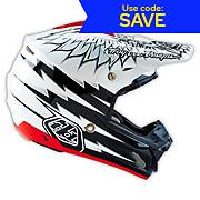 Troy Lee Designs SE3 Flight Helmet - White 2016