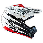 Troy Lee Designs SE3 Flight Helmet - White 2016