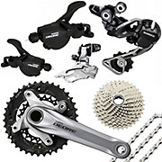 Shimano Deore M615 Double Transmission Groupset