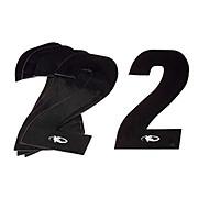 Lizard Skins Charger Vinyl Number