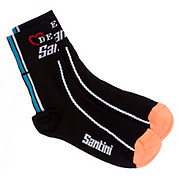 Santini De Rosa Coolmax Socks SS15