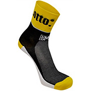 Santini Lotto Jumbo Coolmax Socks SS15