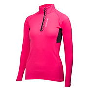 Helly Hansen Womens Aspire 1-2 Zip Lifa Flow LS SS15