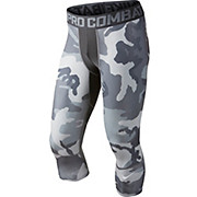Nike Combat Hypercool Woodland 3-4 Tights AW15