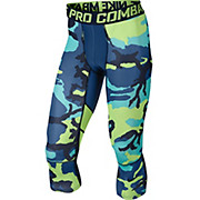 Nike Combat Hypercool Woodland 3-4 Tights SS15