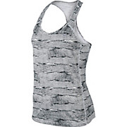 Nike Womens Miler Printed Sleeveless Top SS15