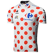 Le Coq Sportif 2015 TDF Maillot Kids SS Jersey 2015