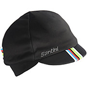 Santini UCI Rainbow Fashion Winter Hat 2015